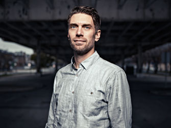 Outerloop Founder and CEO Mike Mowery