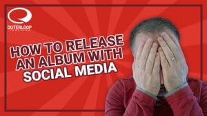 How to Release Your Music Using Social Media