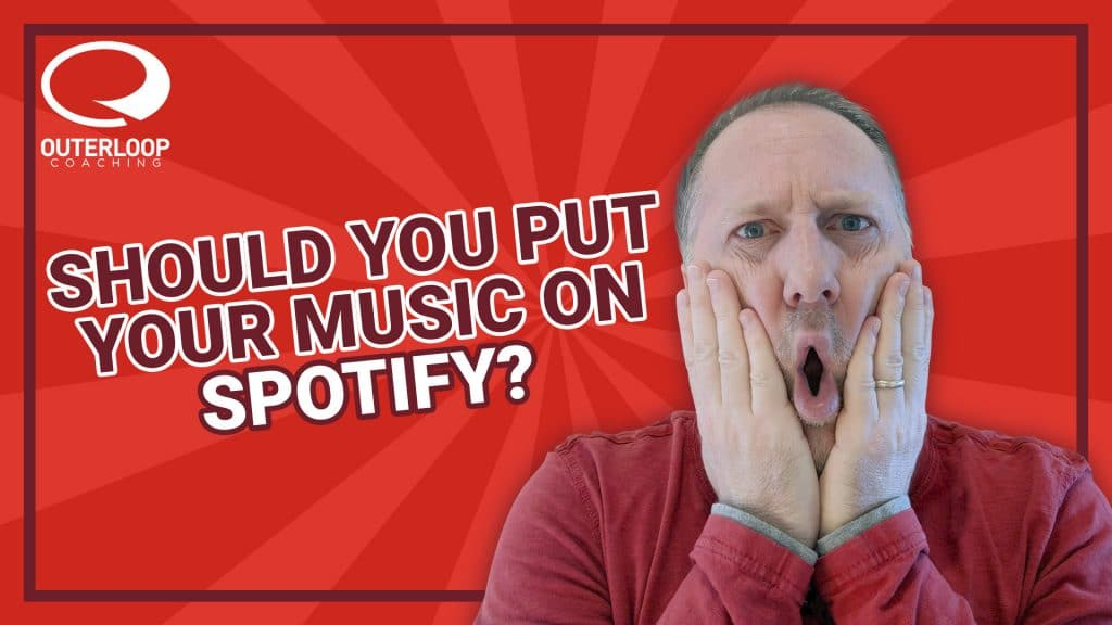 Putting Your Music On Spotify